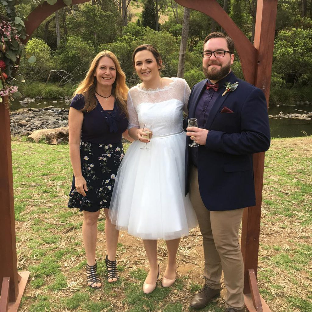 Brisbane Wedding Marriage Celebrant Tracey Moyle