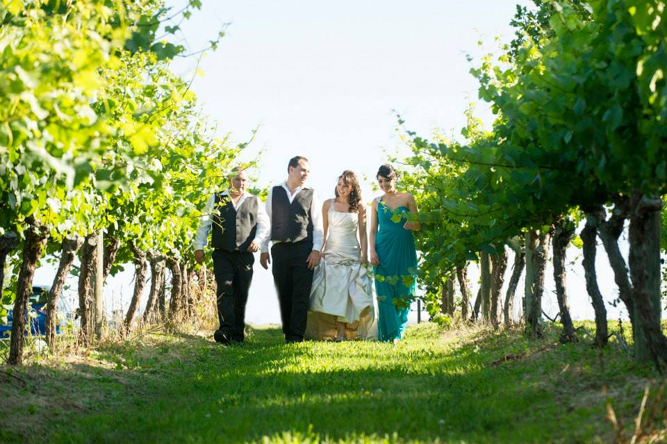 Bianchet Yarra Valley - wedding venues yarra valley - parties2weddings