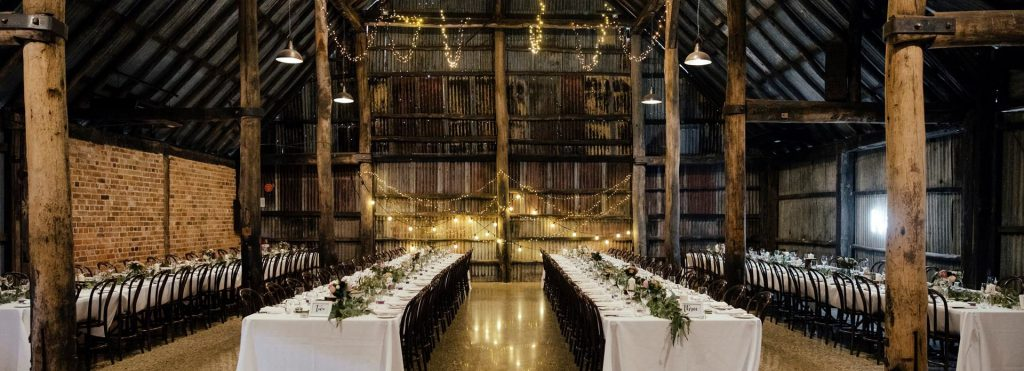 Intimate Winery Wedding Venues Melbourne - Brown Brothers Winery