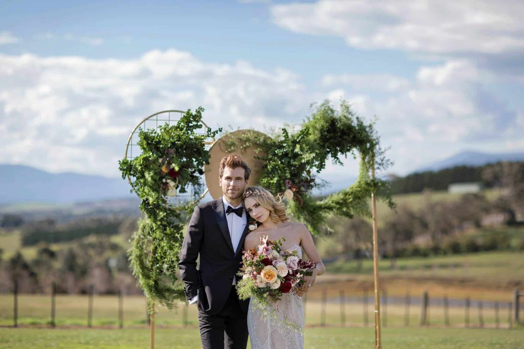 Intimate Winery Wedding Venues Melbourne - Vines at The Yarra Valley