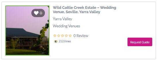 Wild Cattle Creek Dandenong Ranges