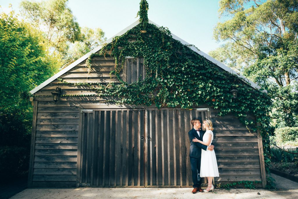 Curraweena House - Blue Mountains Wedding Venue