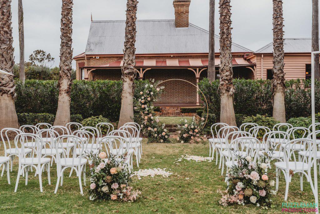 Burnham Grove Estate - Wedding Venue Camden Cawdor