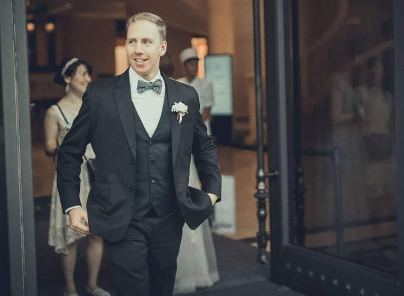 Andy Minahan - Marriage Celebrant
