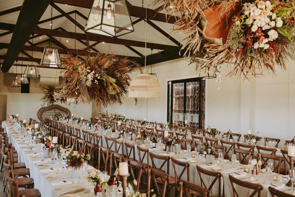 Amazing Rustic Wedding Venues in Hunter Valley - Bimbadgen Palmers Lane