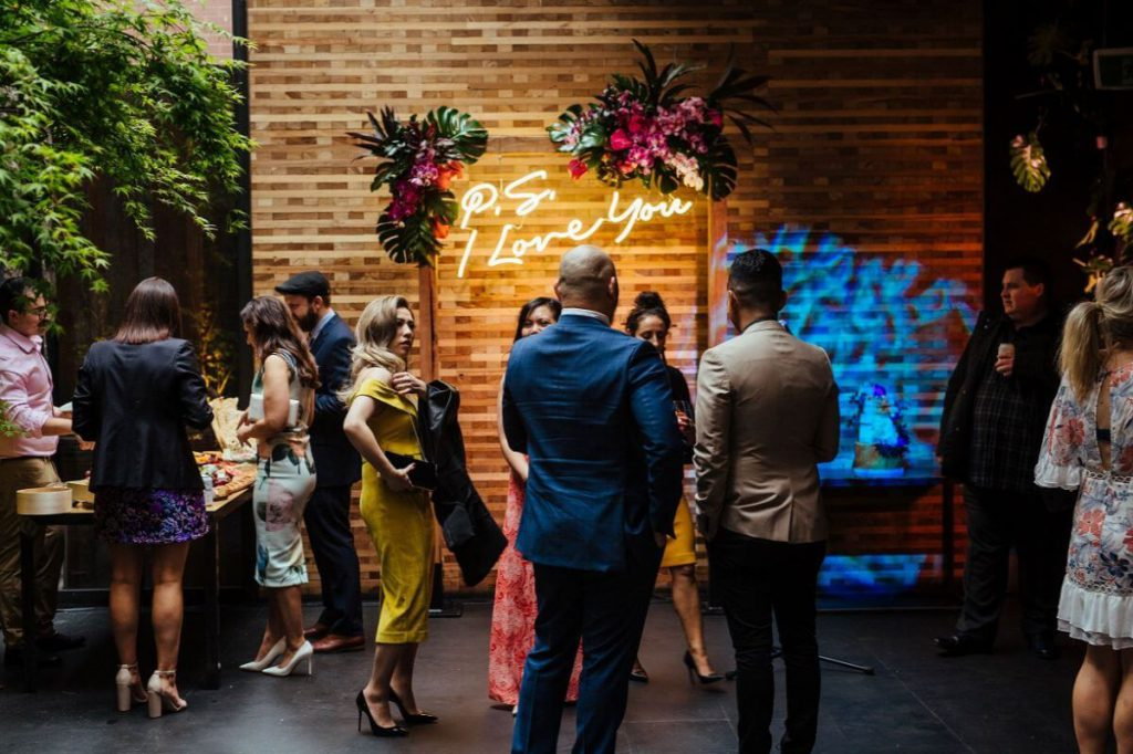 Rustic wedding venue in Melbourne - Captain Melville