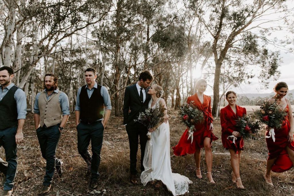 Top Rustic Wedding Venues in Blue Mountains - Collits Inn