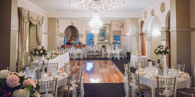 Best Historic Wedding Venue in Sydney - Curzon Hall