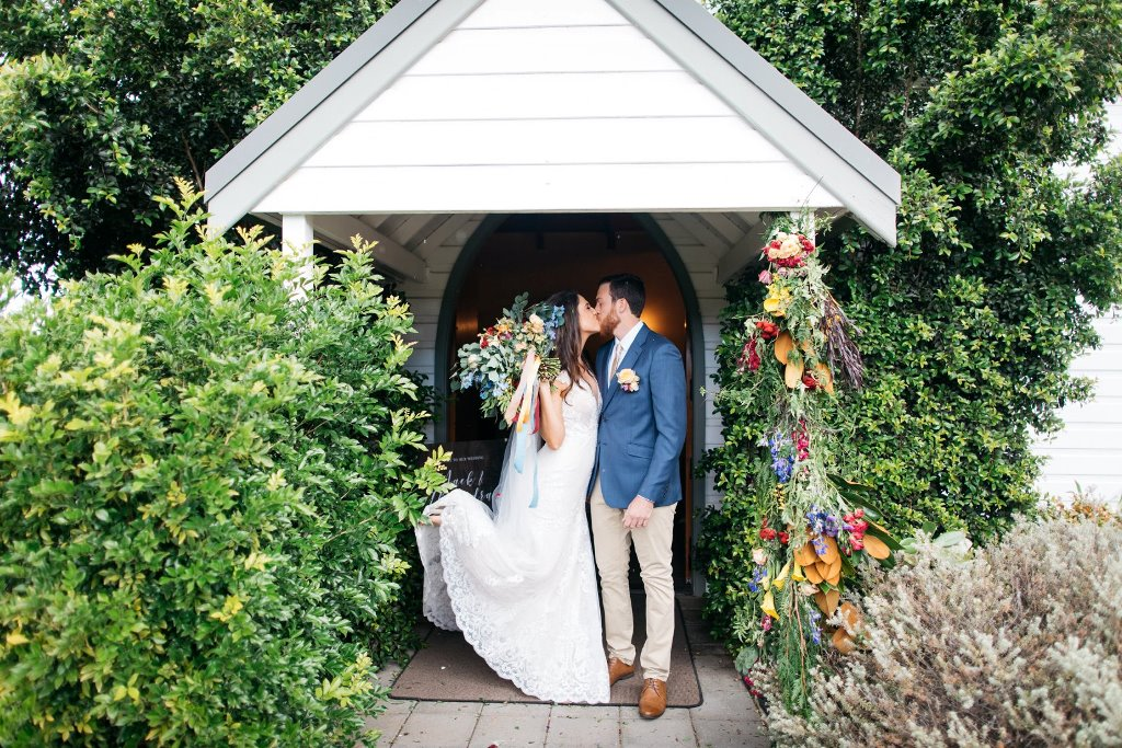 Amazing Rustic Wedding Venues in Hunter Valley -Lovedale Wedding Chapel