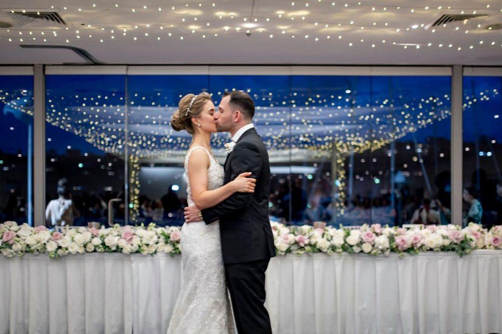 Top Waterfront Wedding Venues in Sydney - Orso Bayside Reception