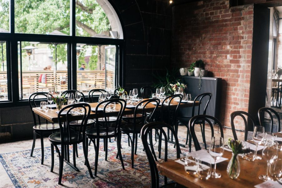 Rustic wedding venues in Melbourne - Pilgrim Bar