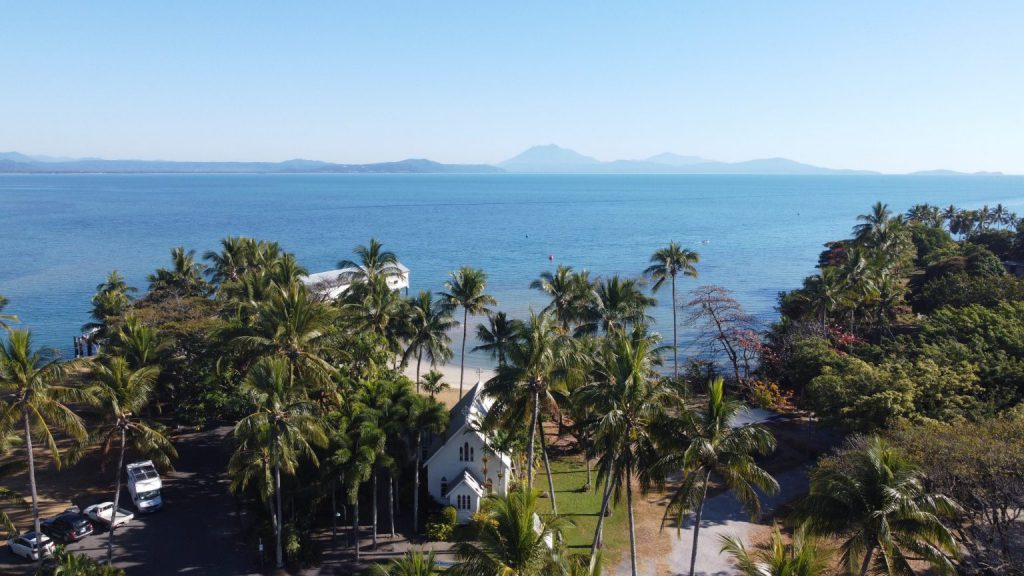 Best Cairns & Port Douglas Wedding Venues - St.Mary by The Sea