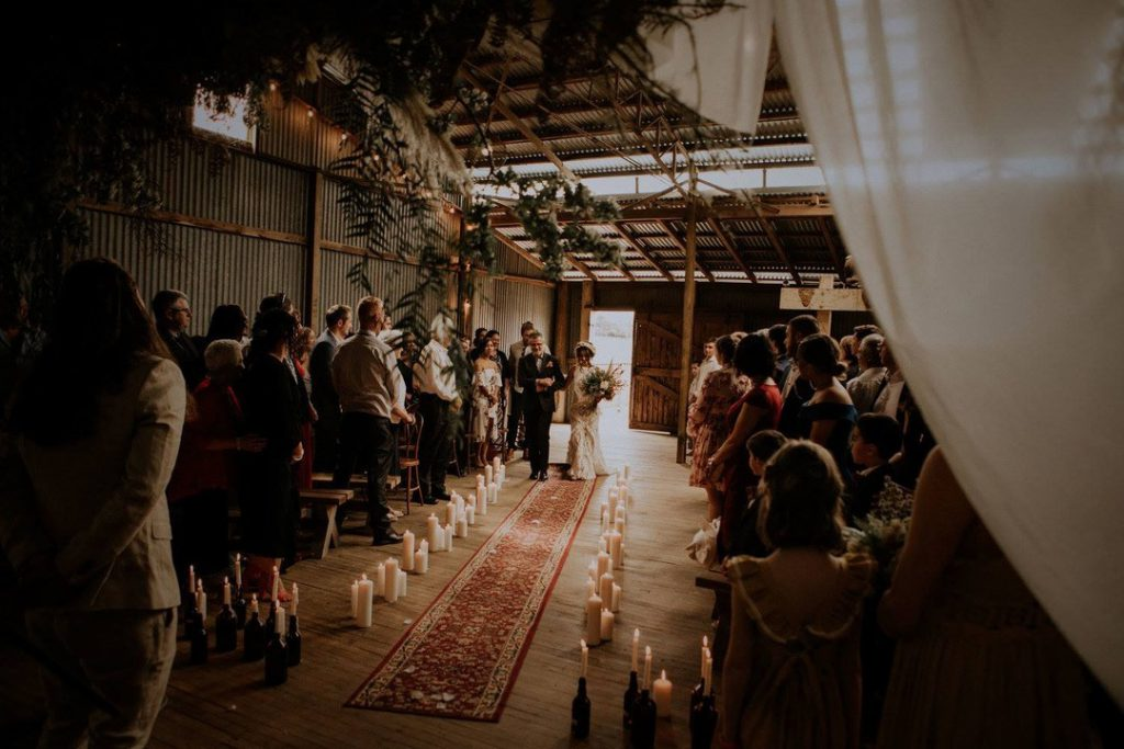 Top Rustic Wedding Venues in Blue Mountains - Waldara Farm