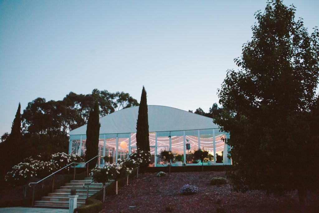 Rustic Wedding Venues in Macedon Ranges - Cammeray Waters Conference Centre