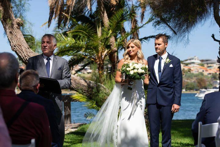 Chris Temov - Marriage Celebrant