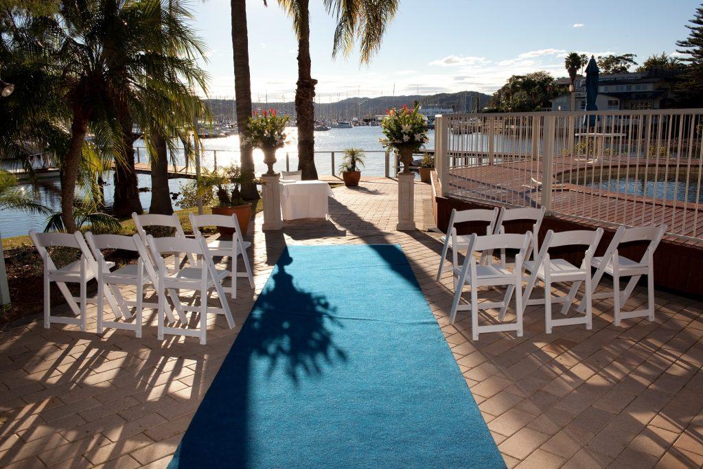 Top Waterfront Wedding Venues in Sydney - Metro Mirage Hotel Newport