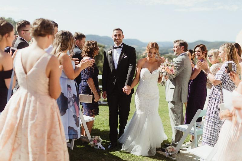 Intimate Wineries Wedding Venue Melbourne - TarraWarra Estate