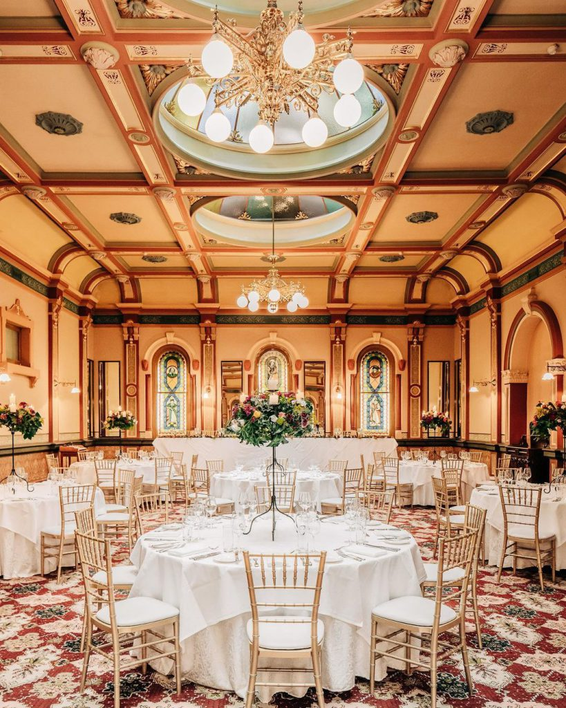Top Wedding Venues Melbourne City CBD - The Hotel Windsor