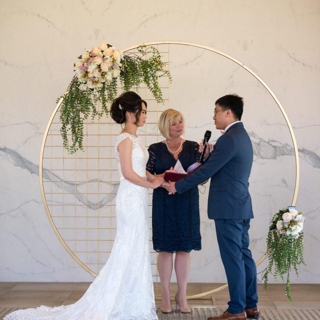 Joyce Mathers - Marriage Celebrant