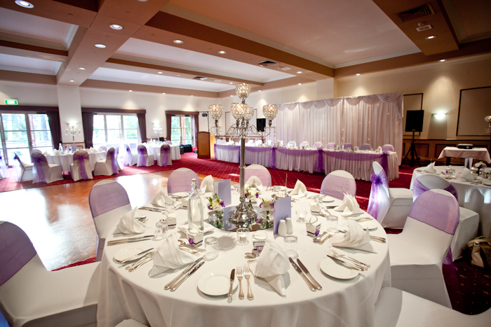 Arundel Hills Country Club - The Grand Ballroom- Parties2Weddings