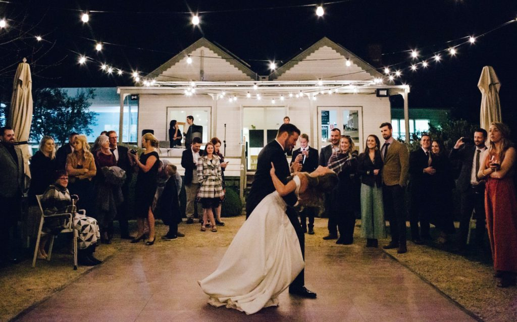 Wedding Terminology: First Dance