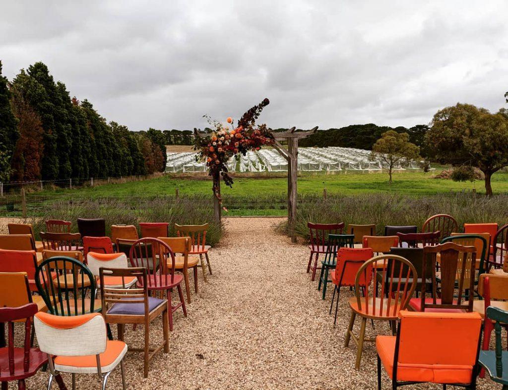 Harvester Moon - Wedding Venue, Bellarine, Victoria