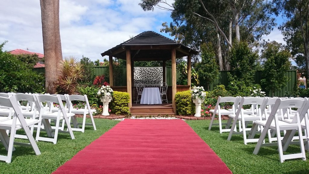 Robertson Gardens - Wedding Venue, Nathan, Brisbane