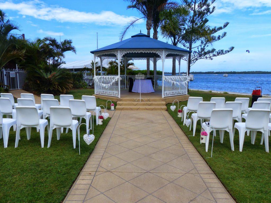 Caloundra Power Boat Club - Golden Beach, QLD- Parties2Weddings