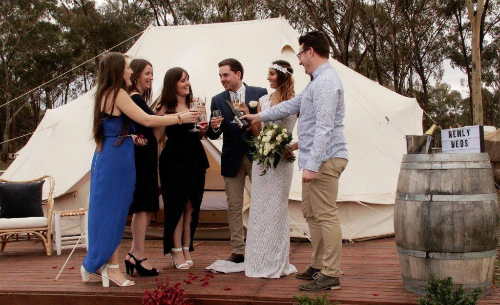 Balgownie Estate Bendigo - Wedding Venue, Maiden Gully, Bendigo