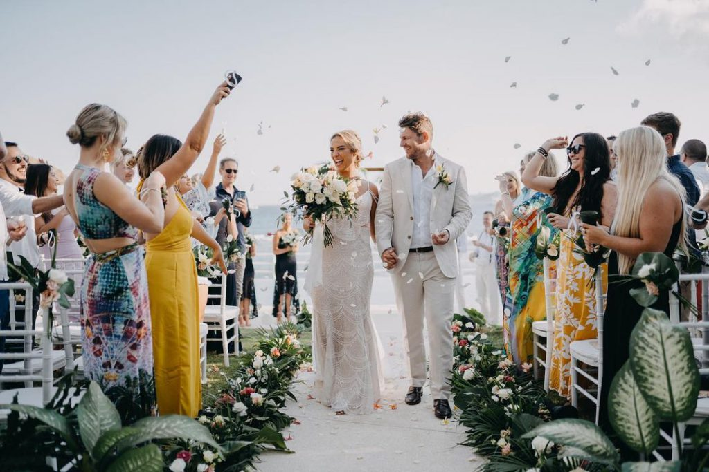 Choose the wedding venue- number of guests