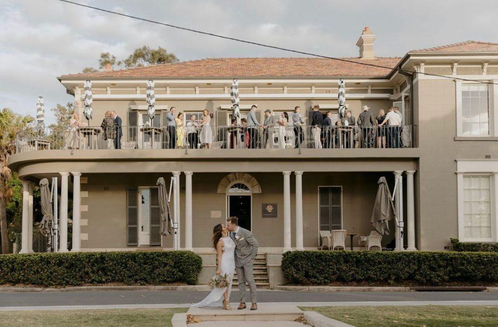 Dunbar House - Sydney - Parties2Weddings