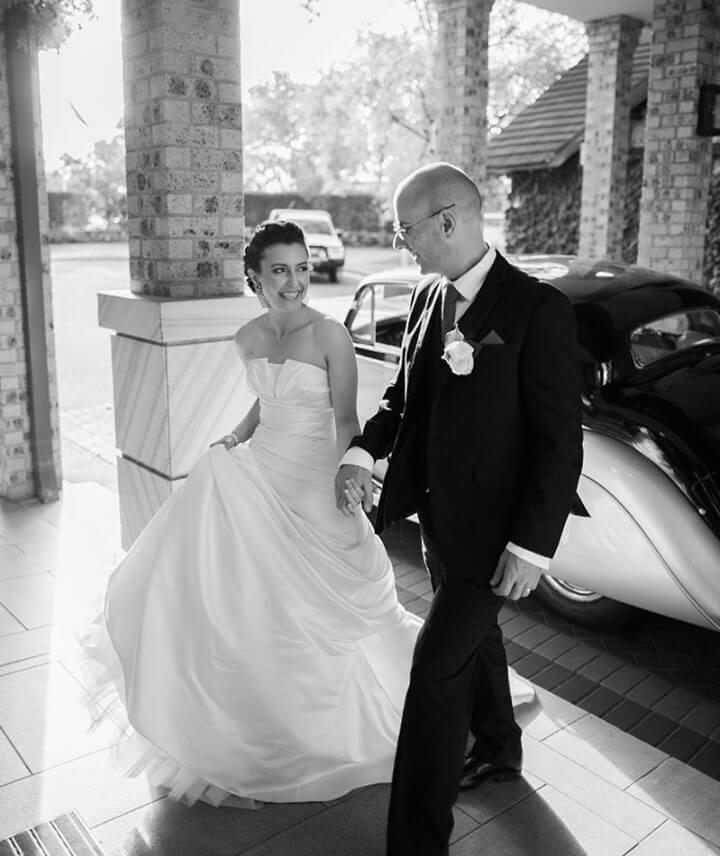 Best small wedding venues in Sydney - Hills Lodge - Parties2Weddings