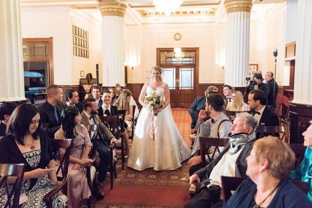 Best Small Wedding Venues in Sydney - Royal Automobile Club Australia - Parties2Weddings