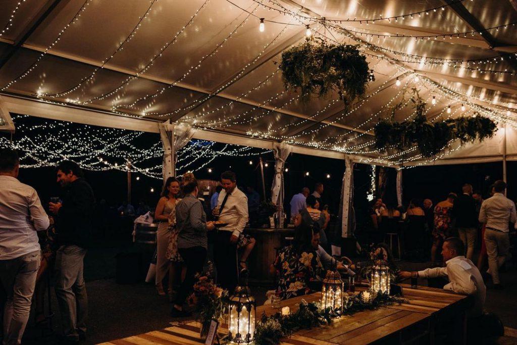 Best marquee wedding venues Melbourne - Baxter Barn - Parties2Weddings