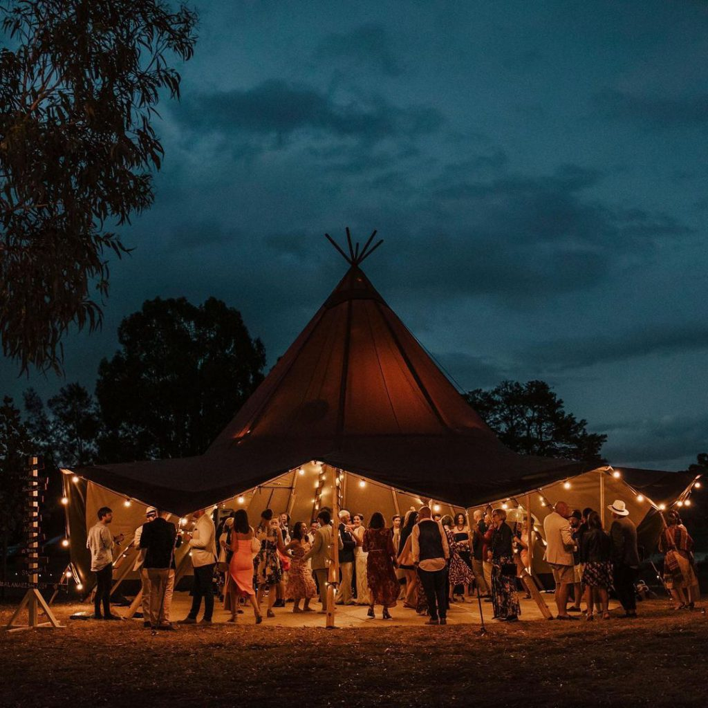 Bonfire Station Microbrewery & Farmstay - Taggerty - Parties2Weddings