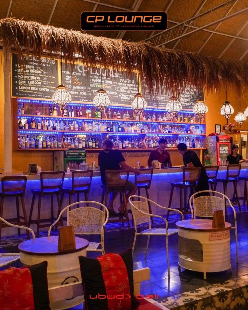 Best Nightlife and Bars in Ubud - CP Lounge