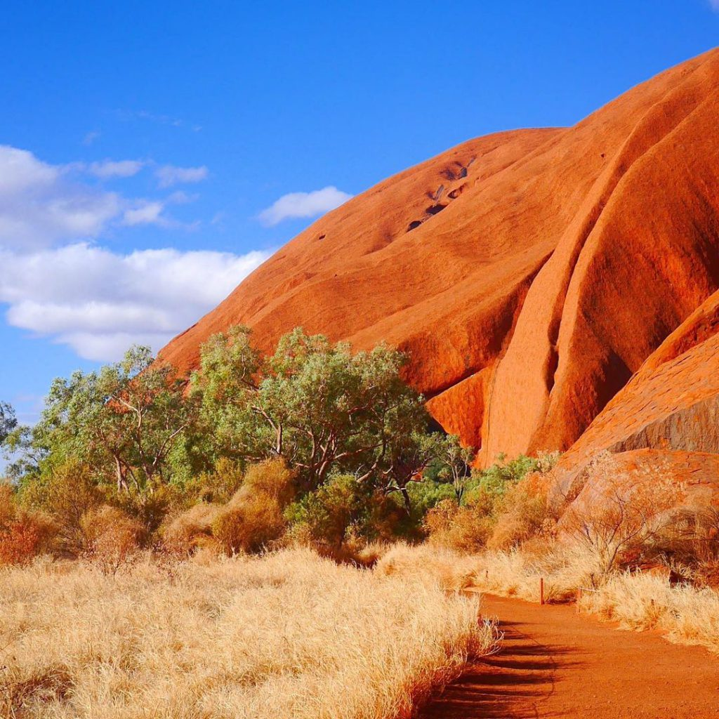 Camping Spots in Australia - Ayers Rock