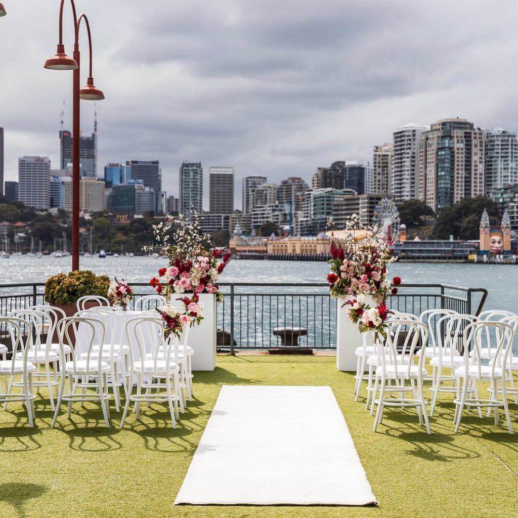 Best Small Wedding Venue - Pier One Sydney - Parties2Weddings