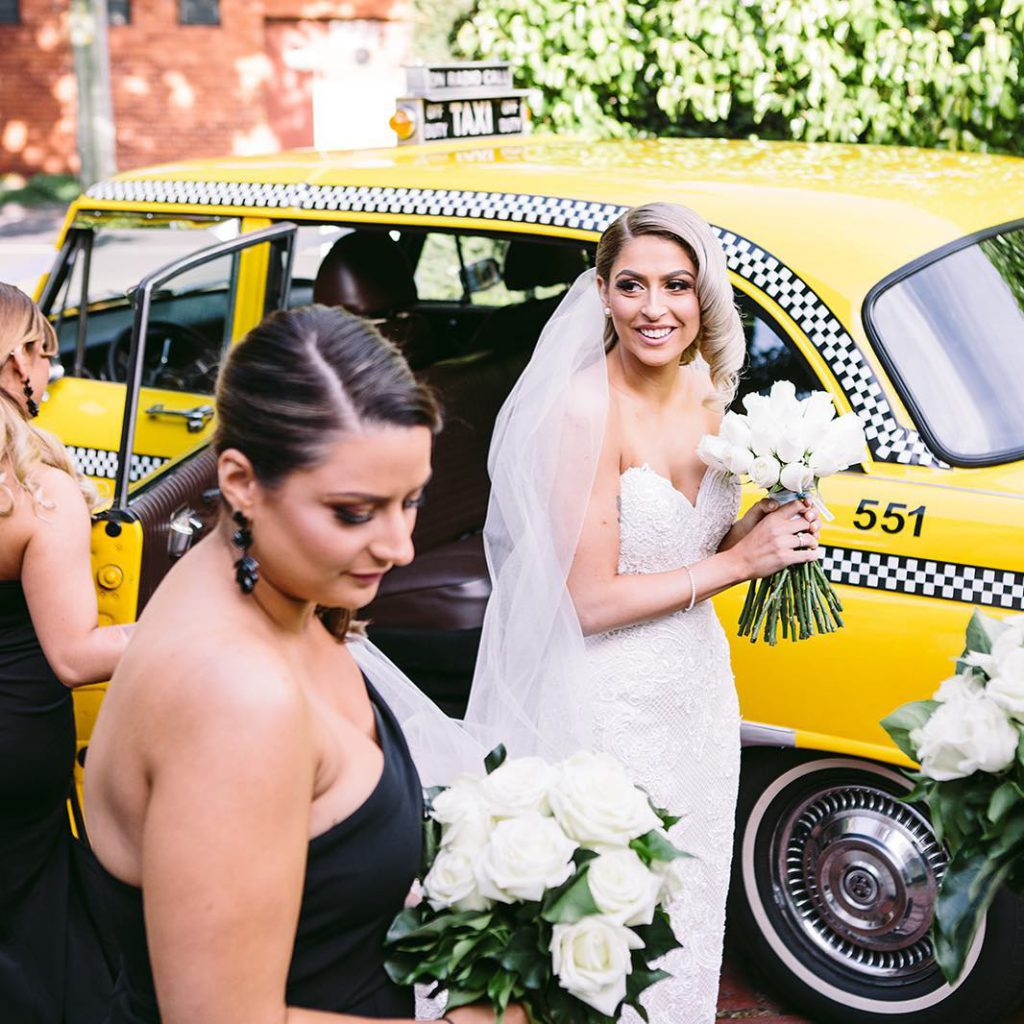 Wedding planning checklist - Wedding Cars - Checker Cabs - Parties2Weddings
