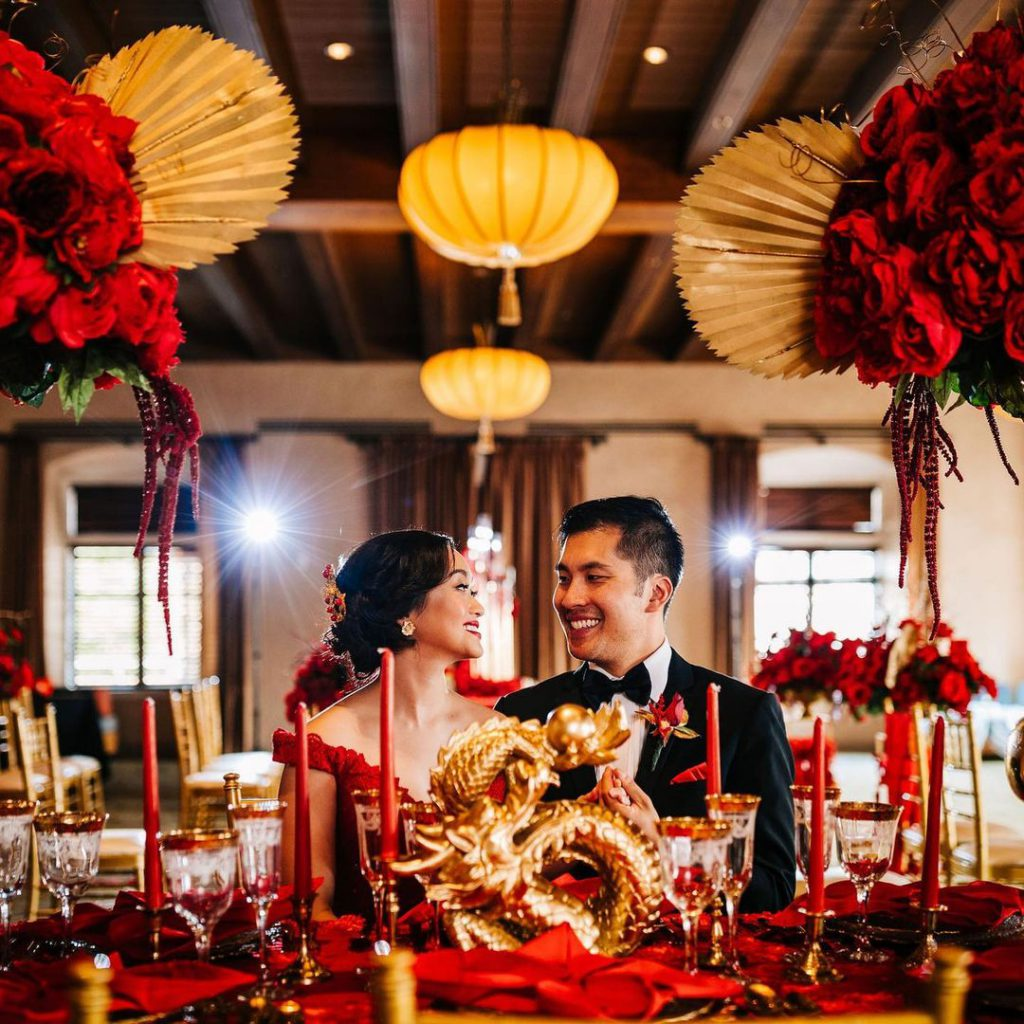 Chinese Wedding Traditions - Parties2Weddings
