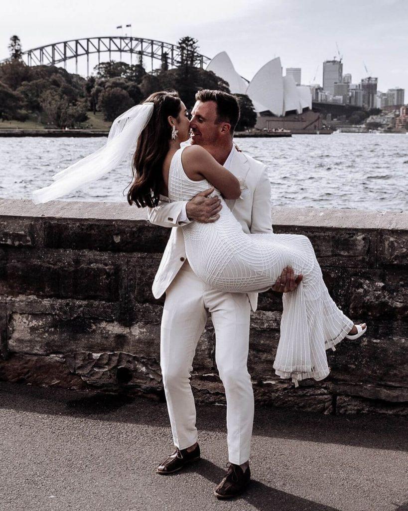 Best Marquee wedding in Sydney -Royal Botanic Gardens - Parties2Weddings