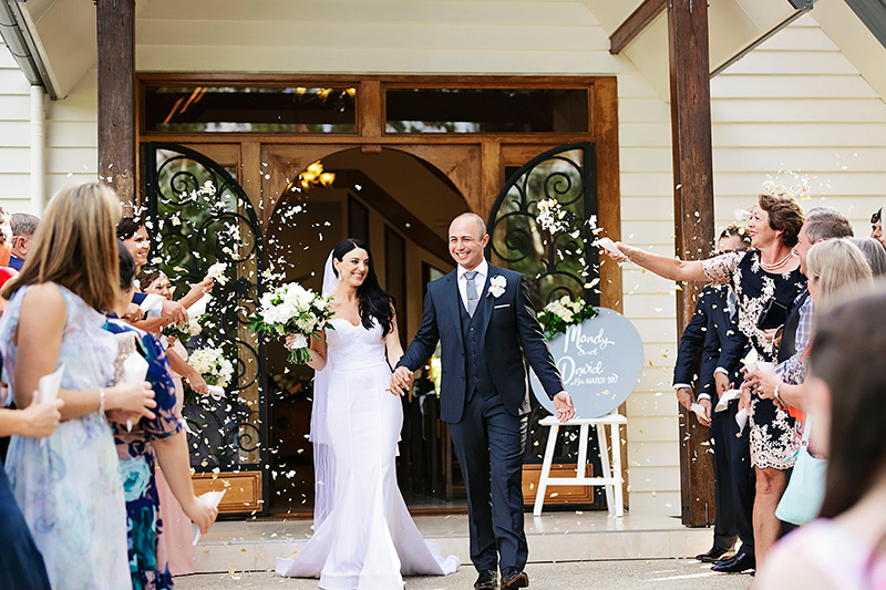 AnnaBella Wedding Chapel - Rustic Wedding Sunshine Coast - Parties2Weddings