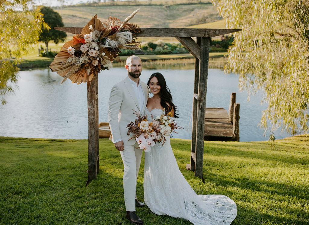 Forget Me Not Weddings - Wedding Venue, Bangalow, Coopers Shoot