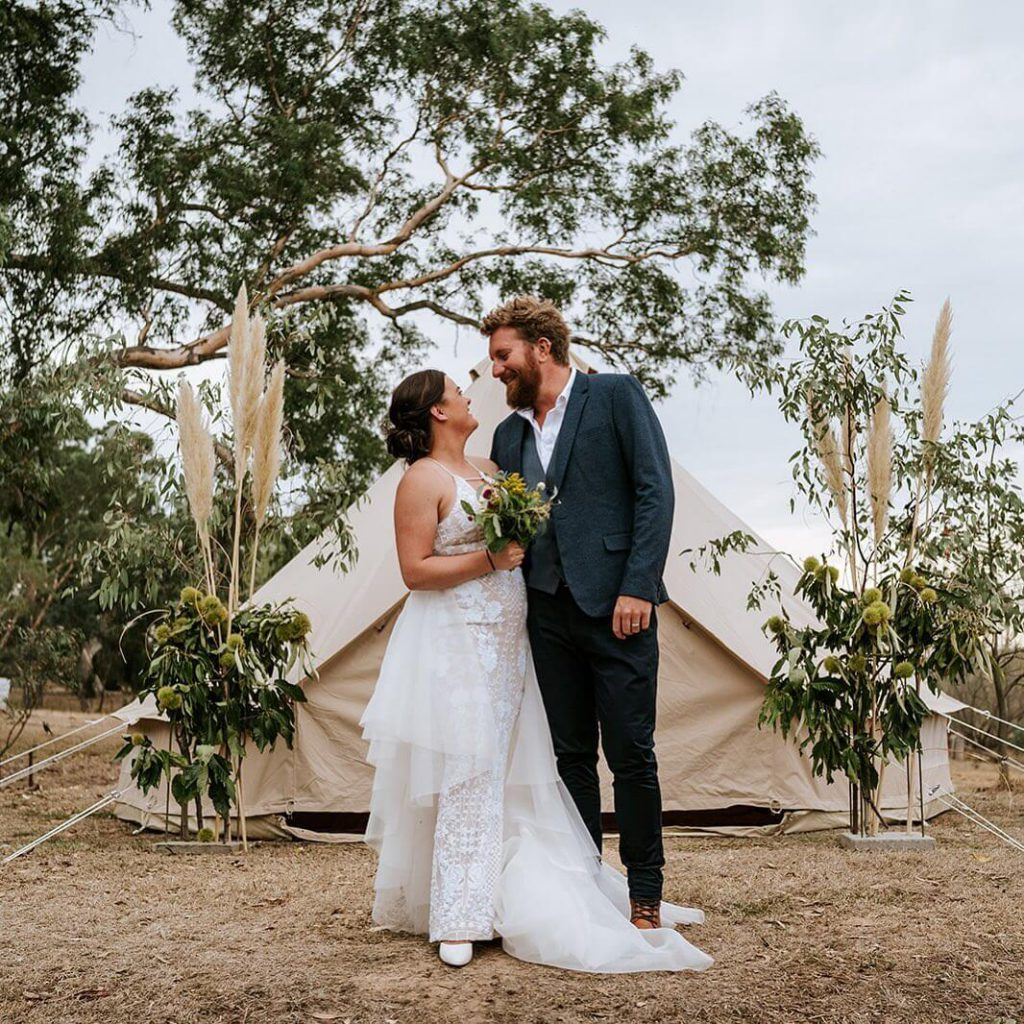 Mansfield Glamping - Mansfield, Victoria - Parties2Weddings