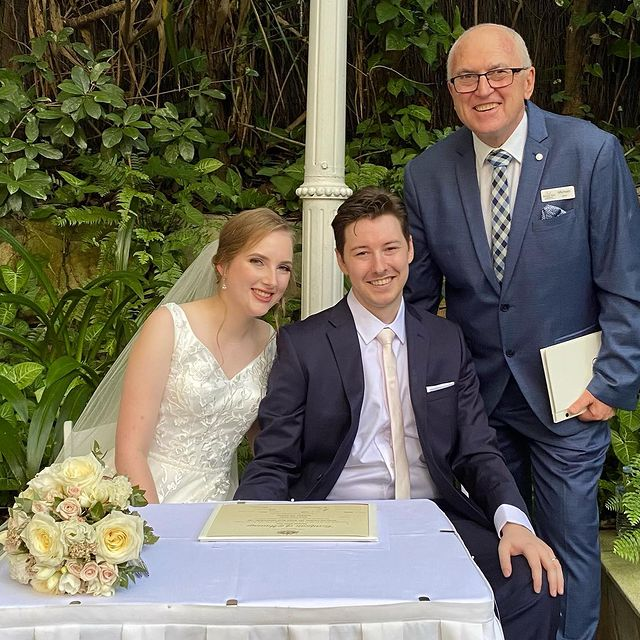 Michael Janz - Wedding Celebrant - Parties2Weddings