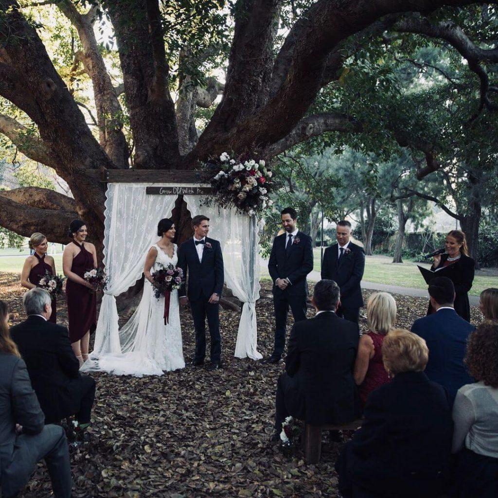 Best Cocktail Wedding Venue in Sydney - Terrace on The Domain - Parties2Weddings