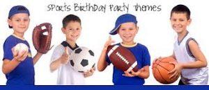 Sparrow Sports kids parties